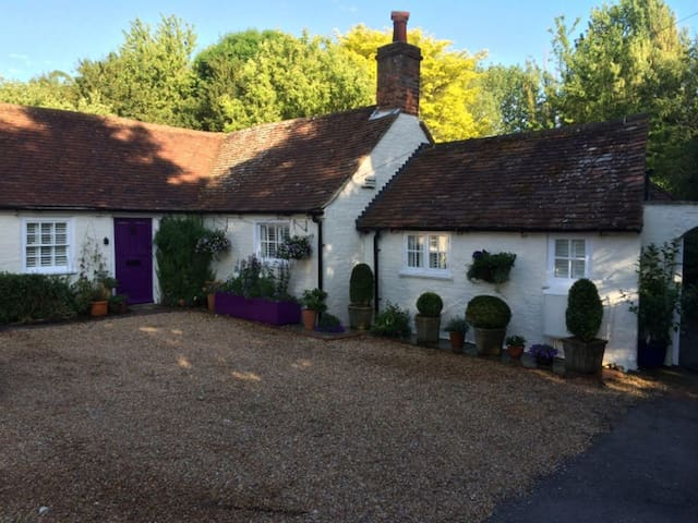 Cottage close to Goodwood - Chichester - Huis
