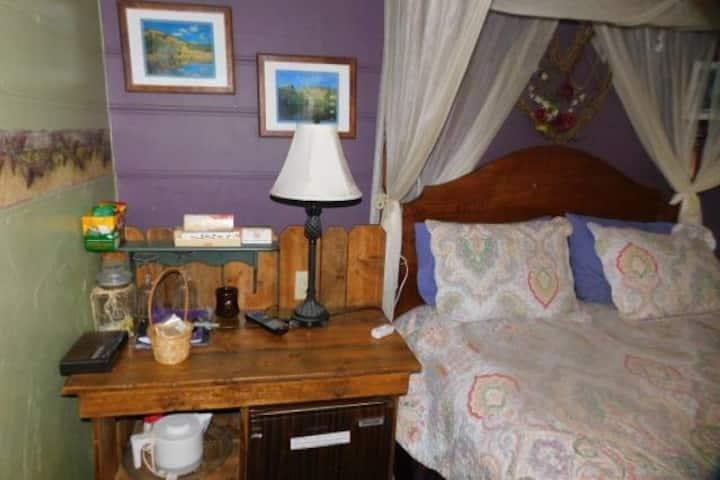 Moon Seeker BNB cottage room Dripping Springs