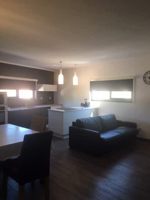Très agréable appartement meublé