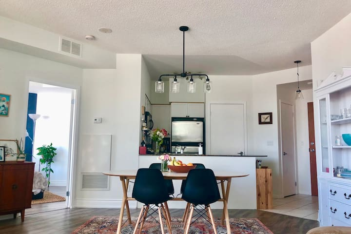 Gorgeous Condo - One Bed/One Bath + Free Parking