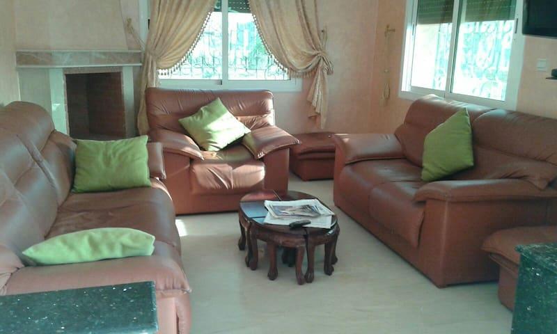 Une charmante villa a Sidi Bouzide - Sidi Bouzid, AL Jadida - Ev