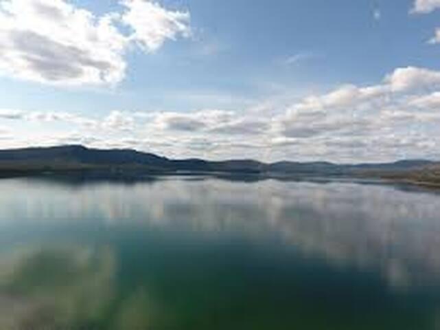 Little Bitterroot Lake
