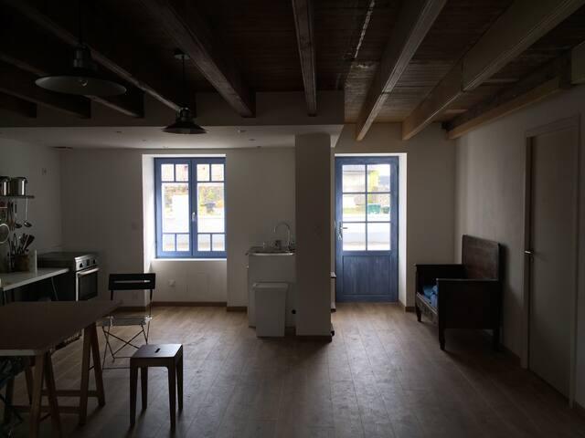 MAISON DE PALUDIER , SAILLE A GUERANDE - Guérande - Rumah