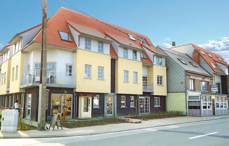 Holiday apartment with 2 bedrooms on 65m² in De Haan