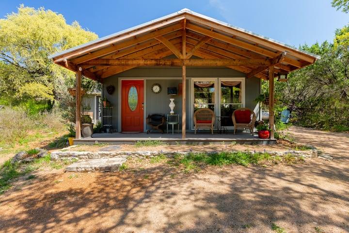 Casa Verde-Texas Hill Country Retreat