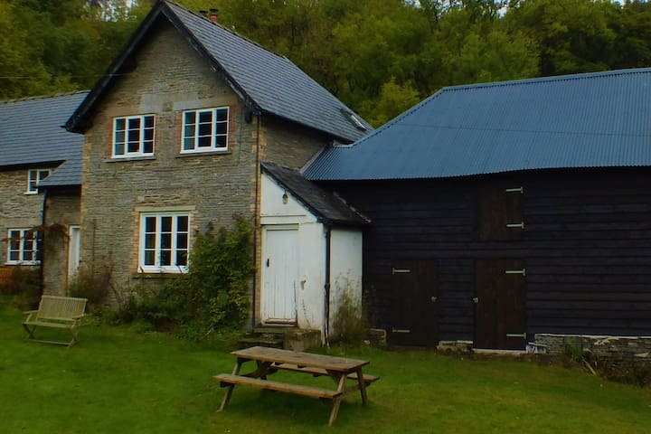 The Lodge Cottage, Cwmygerwyn
