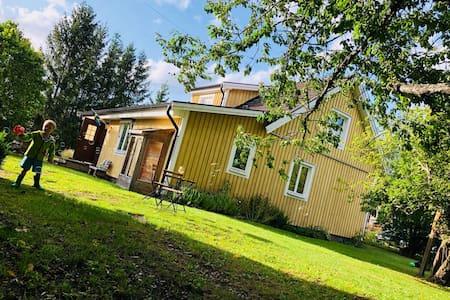 Obstgarten Mörlunda, 5 min zum Badesee, Småland