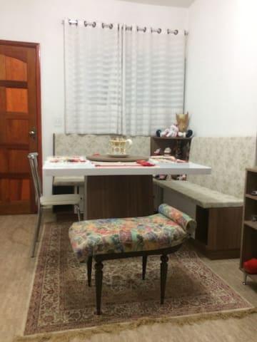 Simplicidade e aconchego de Minas - Poços de Caldas - Casa
