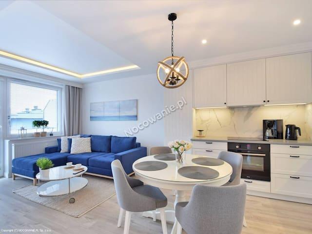 "Apartament "" Bliżej Morza"" PREMIUM I"