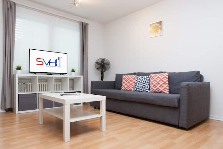 Sirius 2 - 2 bedroom apartment - Luzern city