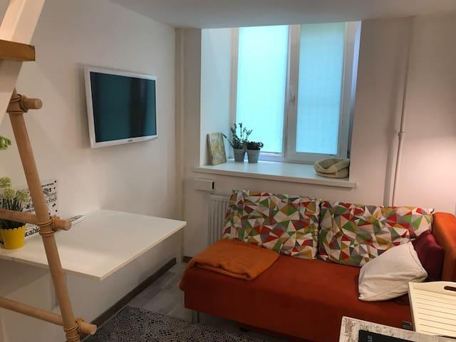 Уютная квартира в сердце Петербурга