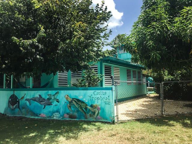 Large Efficiency Apartment at Casita Tropical