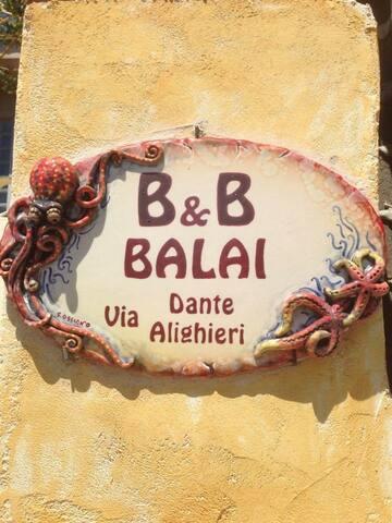 B&B Balai Da Vannina - Porto Torres