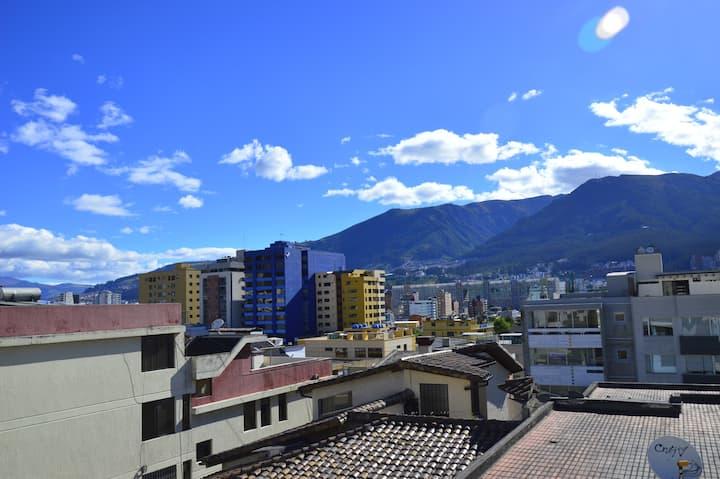 Private room in a WG, Quito, Ecuador