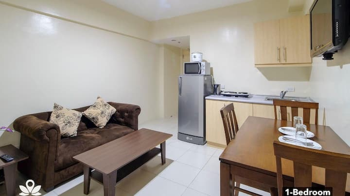 Tagaytay Condotel 1 BR fully furnished unit G11