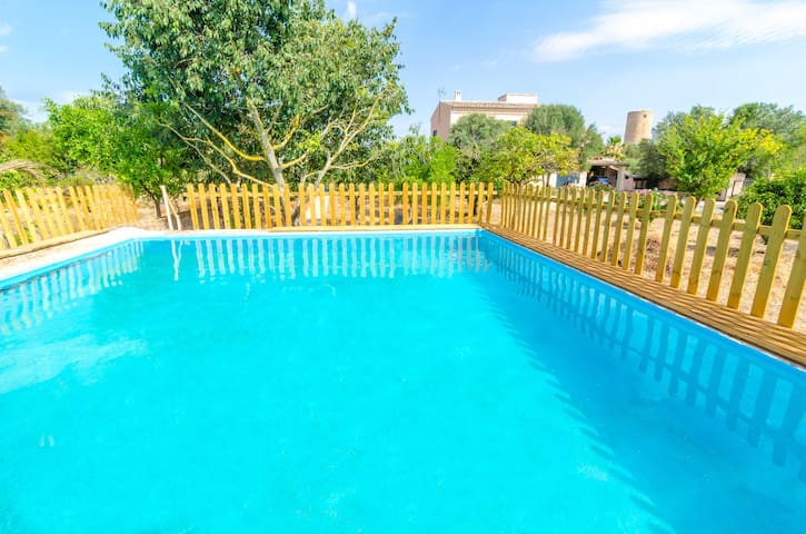 HORT DE CAN BOU - Villa for 8 people in Porreres.
