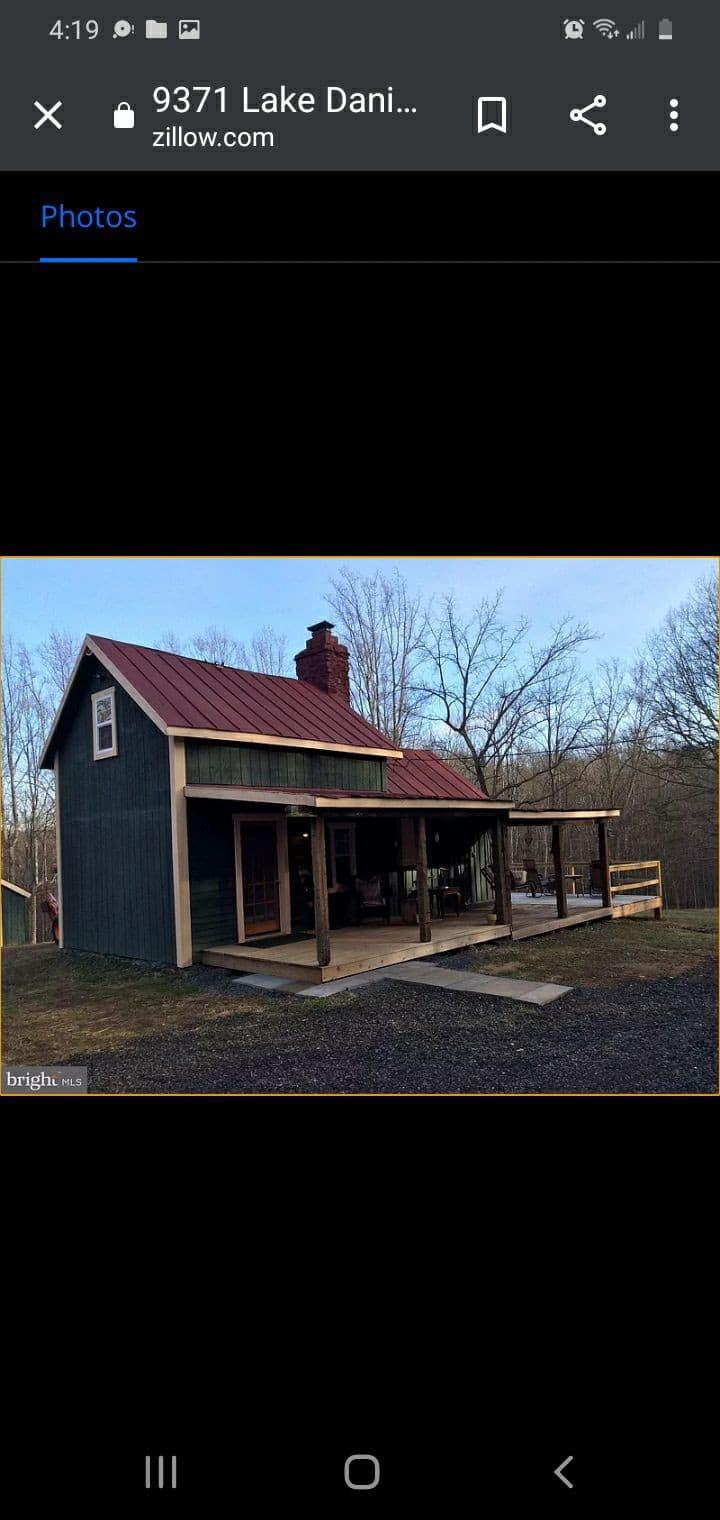 Moonshine Ridge Cabin