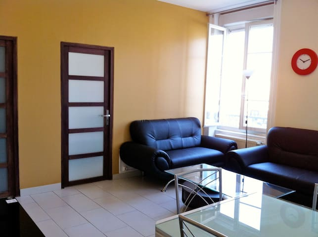 Appartement proche Charpennes
