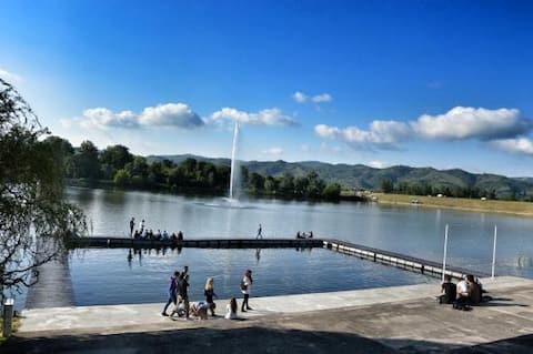 Srebrno Jezero Ljillja