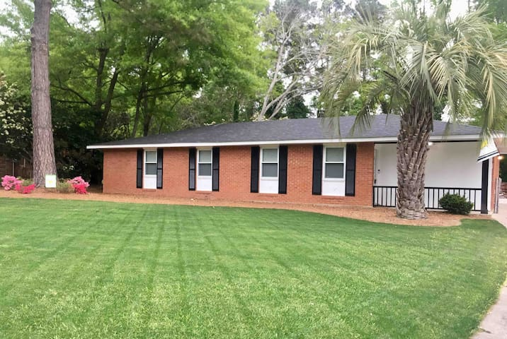 Masters Rental just 3.5miles from Augusta National