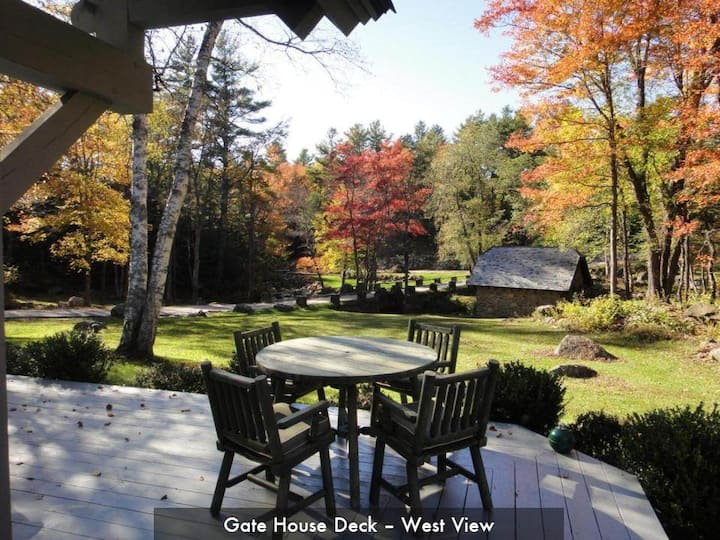 Newly Renovated Home on 250-Acre Private Estate