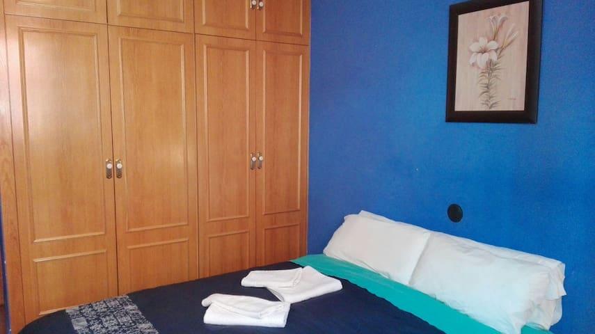 Habitación privada con dos camas - Getafe - Apartament