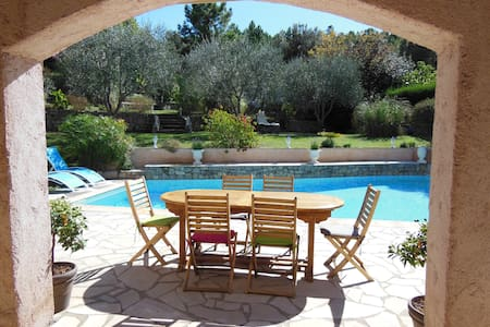 Charming B&B on the French Riviera - Le Tignet