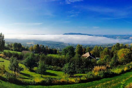 Get inspired with magic view! - Brumunddal - Pis