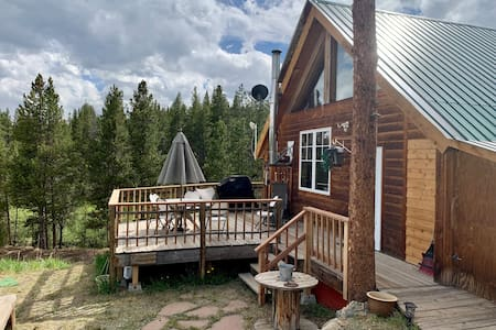 Private Cabin - Mountain Getaway on 11 Acres