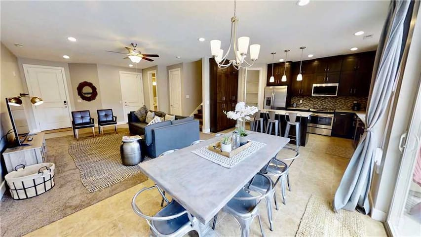 Beautifully Decorated Condo In Downtown Moab  - Entrada at Moab #635