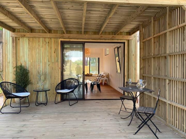 Foraste 1 - Moderna casa en la Barra.