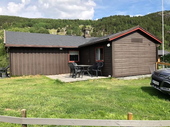Lund Camping (big cabin)
