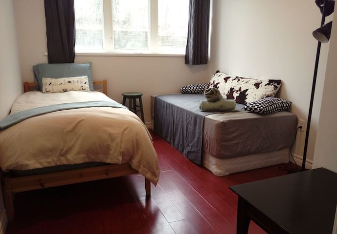 Comfy Room for One/Two in the Centre of the City!