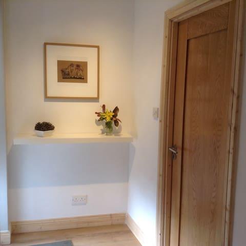 Modern City Garden Studio with own access