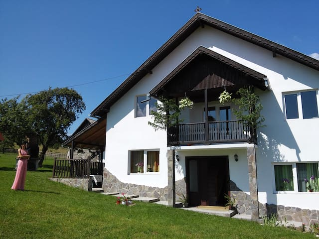 Elena's country house - Offer for groups in Bran - Bran - บ้าน