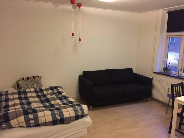 Big room in Aarhus C - Aarhus - Pis