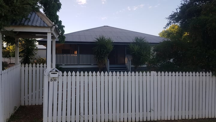 Large Queenslander Home