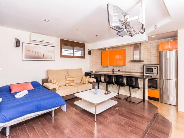 Suite de 8 - Conil de la Frontera - Apartment