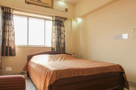 Exclnt location , heart of Kolkata with AC,TV,WIFI - Calcutta - Appartement