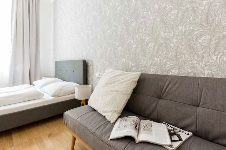 Luxury Apartment Borivojova