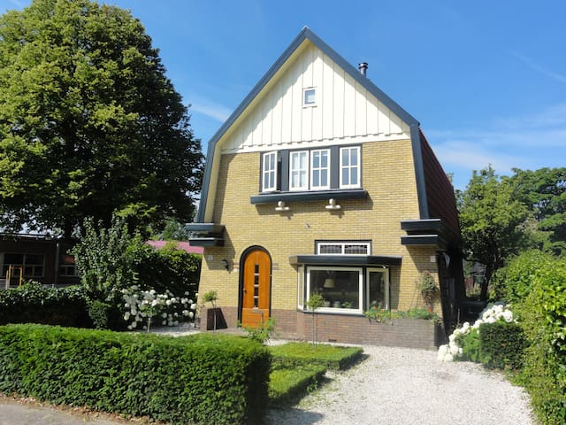 Charming house near Amsterdam. - Driehuis - Huoneisto