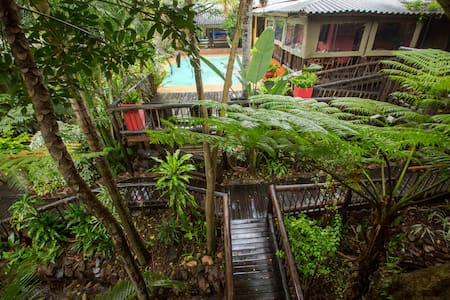 Umlilo Lodge is located in St Lucia - St Lucia - Penzion (B&B)