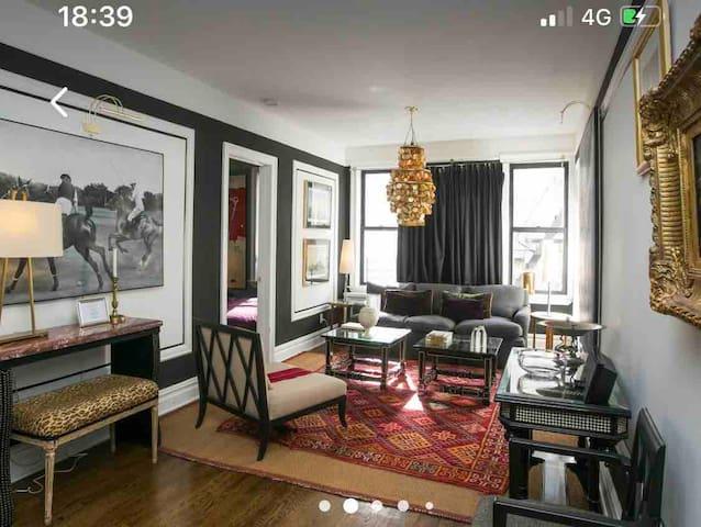 Manhattan apt meublé (2 chambres) 2