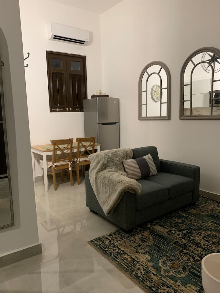 Old San Juan, Apartment fully remodeled