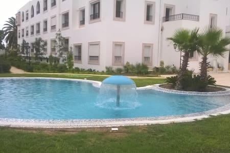 tranquillité de l'appart et le luxe de l'hôtel - Hammamet - Daire