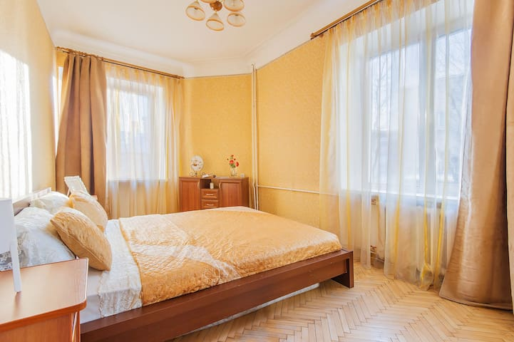 Comfortable apartment, 700 meters to Red Square!