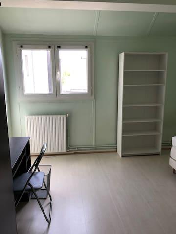 Chambre disponible dans colocation étudiante (2)