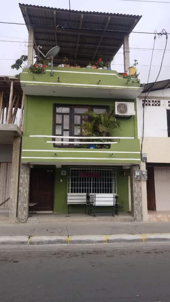 Casa en la playa de San Vicente
