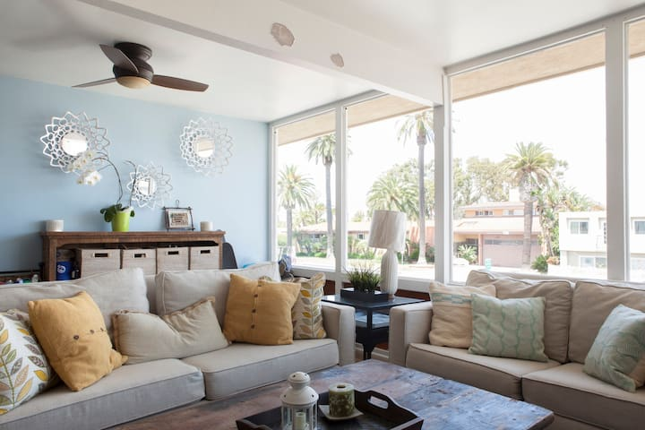 Beautiful Balboa Peninsula at 6th - Newport Beach - Condominium