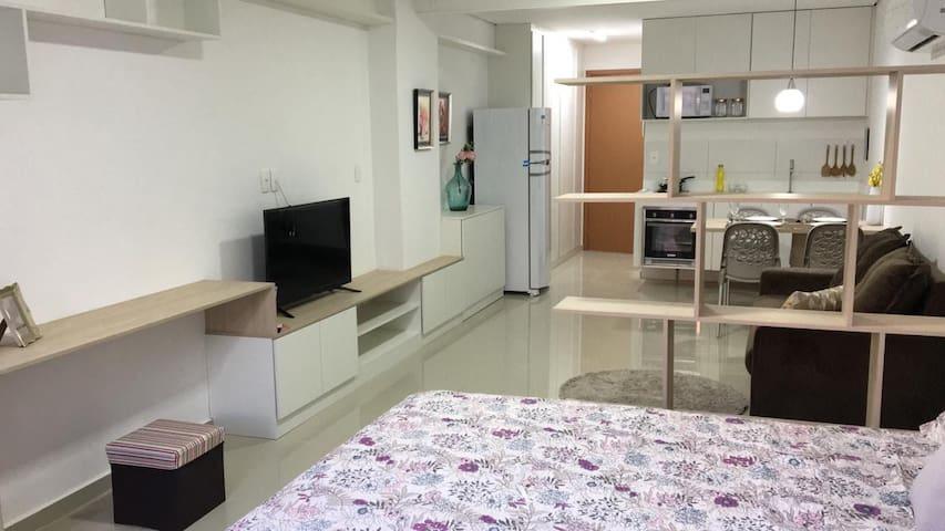 Apartamento para casal na Beira mar de Piedade/PE